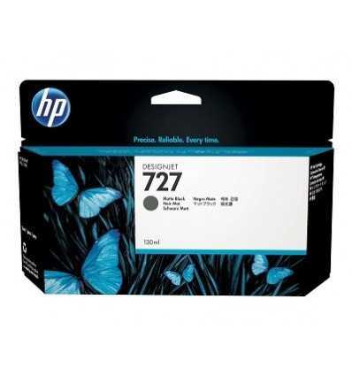 Cartouche d'encre DesignJet HP 727 - Noir mat - 130 ml