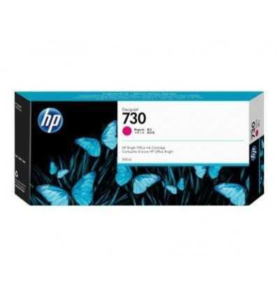 Cartouche d'encre DesignJet HP 730 - Magenta - 300 ml