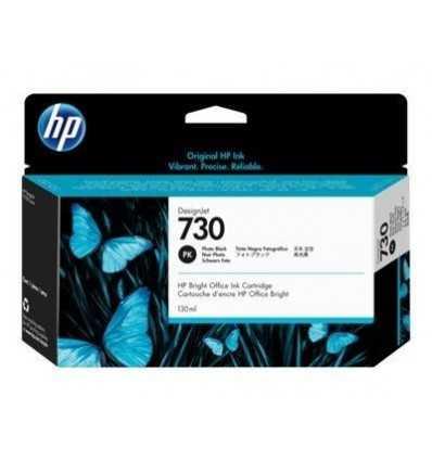 Cartouche d'encre DesignJet HP 730 - Noir photo - 130 ml