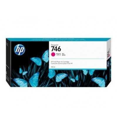 Cartouche d'encre DesignJet HP 746 - Magenta - 300 ml
