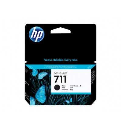 Cartouche d'encre DesignJet HP 711 - Noir - 38 ml
